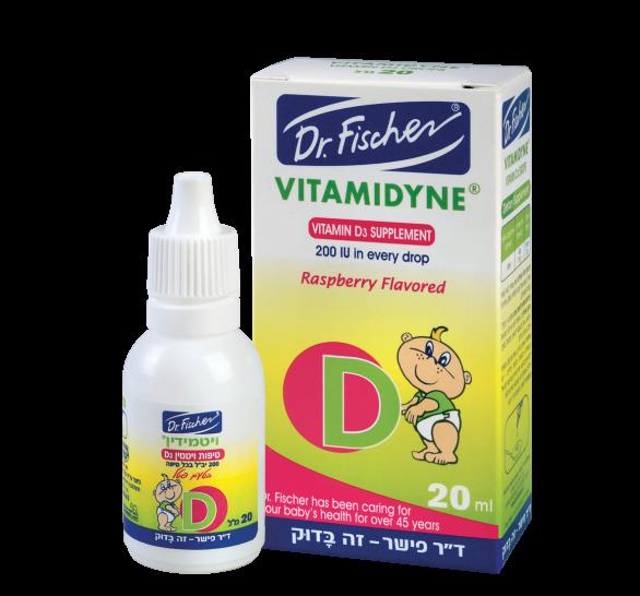 Vitamin D3 Drops For Babies Dr Fischer