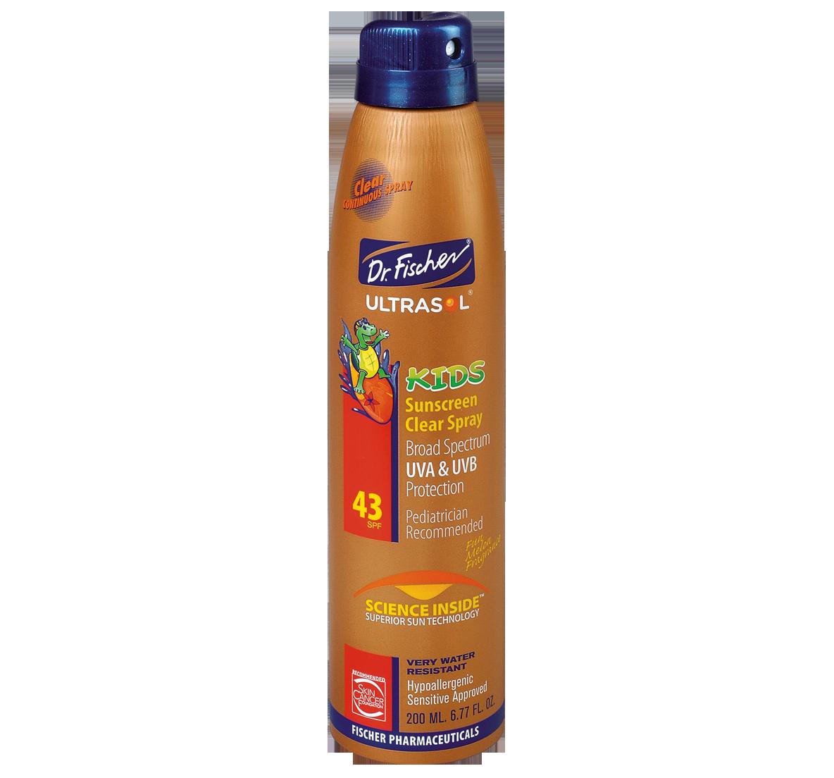 E_ultrasol kids clear spray_SPF43_1184x1104